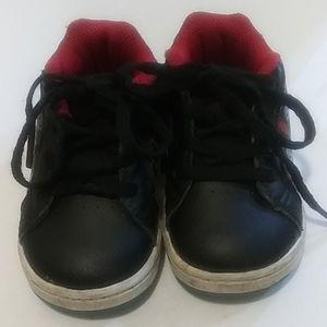 DC Boys Comics Sneakers Size 5